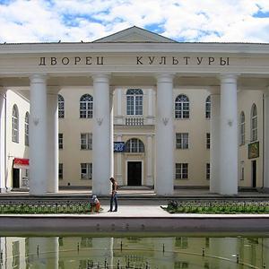 Дворцы и дома культуры Крыловской