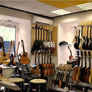 Музыкальные магазины Крыловской