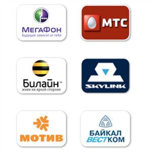 Операторы сотовой связи Крыловской